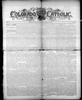 Colorado Catholic April 13, 1893