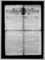 Colorado Catholic April 18, 1896