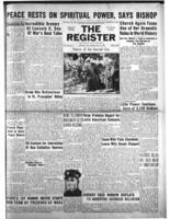 National Catholic Register January 14, 1945