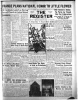 National Catholic Register February 4, 1945