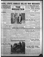 National Catholic Register February 18, 1945