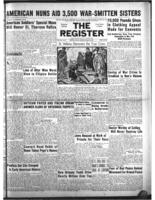 National Catholic Register February 25, 1945