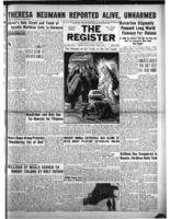 National Catholic Register April 1, 1945