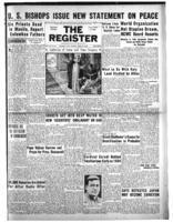 National Catholic Register April 22, 1945