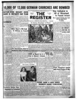 National Catholic Register April 29, 1945
