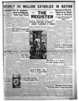 National Catholic Register June 10, 1945
