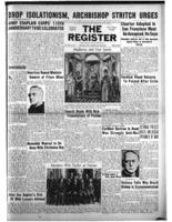 National Catholic Register July 22, 1945
