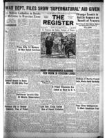 National Catholic Register August 5, 1945