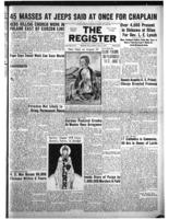 National Catholic Register August 12, 1945