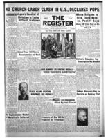 National Catholic Register August 26, 1945