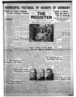 National Catholic Register September 9, 1945