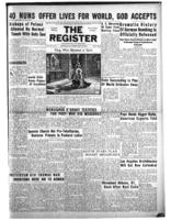 National Catholic Register September 16, 1945