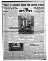 National Catholic Register September 30, 1945