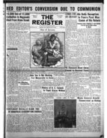 National Catholic Register October 21, 1945
