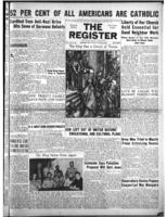 National Catholic Register October 28, 1945