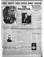 National Catholic Register November 18, 1945