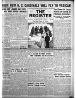 National Catholic Register January 20, 1946