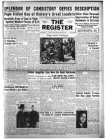 National Catholic Register March 3, 1946