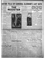 National Catholic Register March 17, 1946