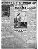 National Catholic Register April 21, 1946