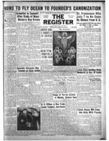 National Catholic Register May 26, 1946