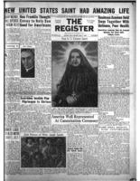 National Catholic Register July 7, 1946