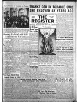 National Catholic Register August 11, 1946
