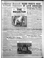 National Catholic Register August 25, 1946