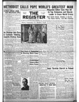 National Catholic Register September 22, 1946