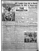 National Catholic Register October 20, 1946