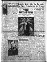 National Catholic Register October 27, 1946