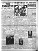 National Catholic Register March 9, 1947
