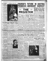 National Catholic Register March 16, 1947