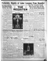 National Catholic Register March 30, 1947