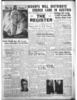 National Catholic Register April 6, 1947