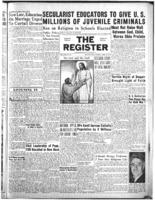 National Catholic Register April 13, 1947