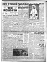 National Catholic Register April 27, 1947
