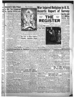 National Catholic Register May 11, 1947