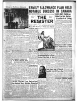 National Catholic Register May 25, 1947