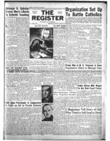 National Catholic Register June 8, 1947