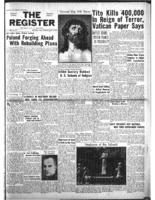 National Catholic Register July 6, 1947