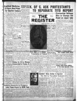 National Catholic Register August 31, 1947