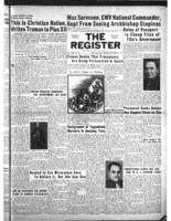 National Catholic Register September 7, 1947