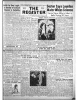 National Catholic Register November 2, 1947