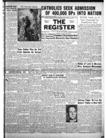 National Catholic Register February 29, 1948