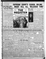 National Catholic Register March 21, 1948