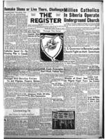 National Catholic Register October 24, 1948