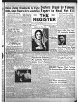 National Catholic Register October 31, 1948