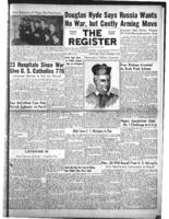 National Catholic Register November 14, 1948