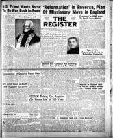 National Catholic Register January 2, 1949
